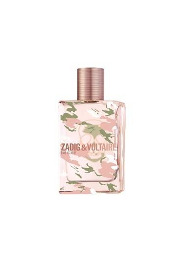 Zadig&Voltaire Zadig Voltaire No Rules Capsule Edp 50Ml Kadın Parfüm Renksiz